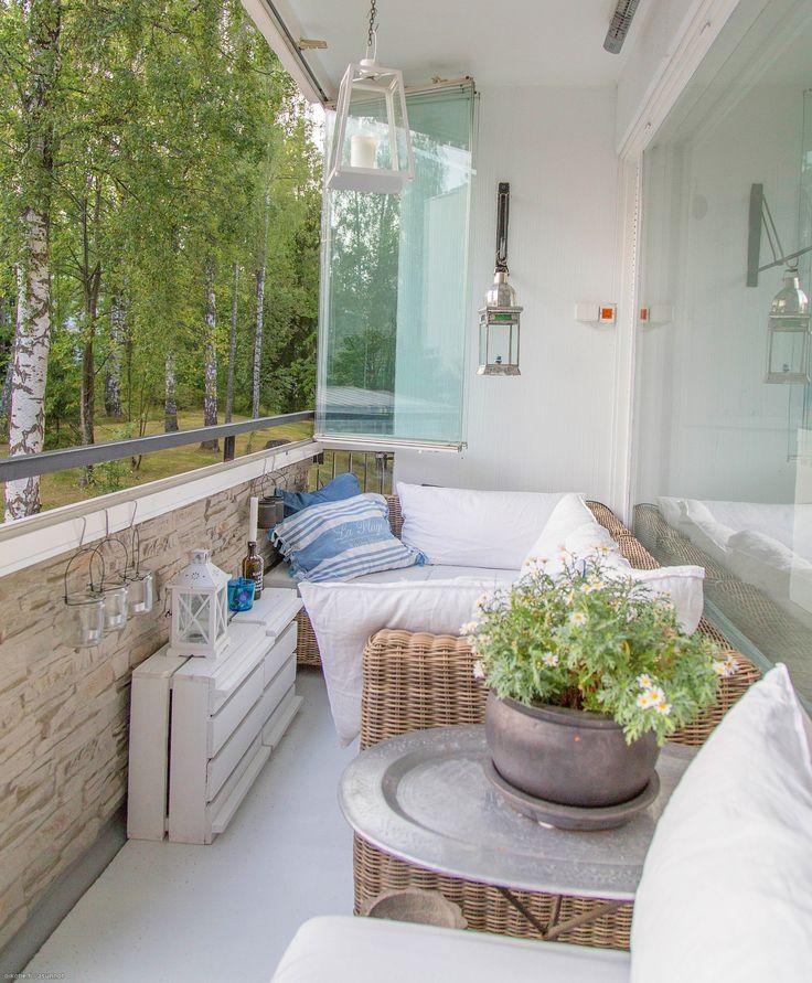 Transformando varandas pequenas em cantinhos aconchegantes for Idee per coprire ringhiera balcone