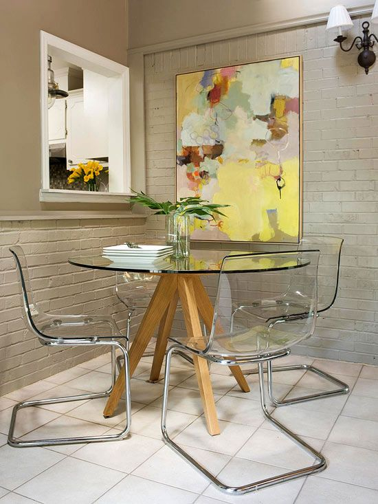 3 razoes para escolher uma mesa redonda para sala de jantar - Mesas redondas modernas ...