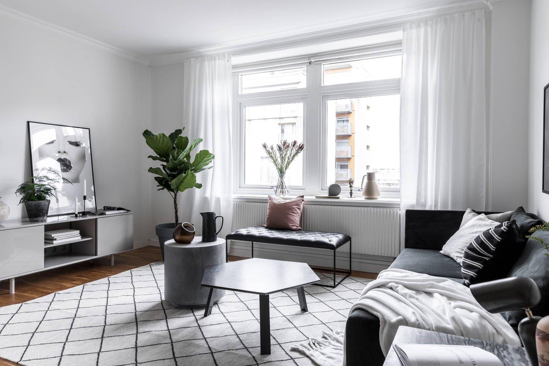 Um estilo escandinavo afetivo inspira casa - Estilo escandinavo ...